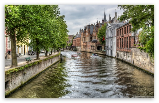 The Groenerei Canal in Bruges Belgium HD wallpaper for Wide 16:10 5:3 Widescreen WHXGA WQXGA WUXGA WXGA WGA ; HD 16:9 High Definition WQHD QWXGA 1080p 900p 720p QHD nHD ; UHD 16:9 WQHD QWXGA 1080p 900p 720p QHD nHD ; Standard 4:3 5:4 3:2 Fullscreen UXGA XGA SVGA QSXGA SXGA DVGA HVGA HQVGA devices ( Apple PowerBook G4 iPhone 4 3G 3GS iPod Touch ) ; Tablet 1:1 ; iPad 1/2/Mini ; Mobile 4:3 5:3 3:2 16:9 5:4 - UXGA XGA SVGA WGA DVGA HVGA HQVGA devices ( Apple PowerBook G4 iPhone 4 3G 3GS iPod Touch ) WQHD QWXGA 1080p 900p 720p QHD nHD QSXGA SXGA ;