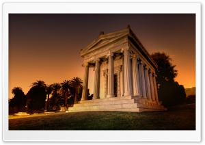 The Hearst Tomb HD Wide Wallpaper for Widescreen