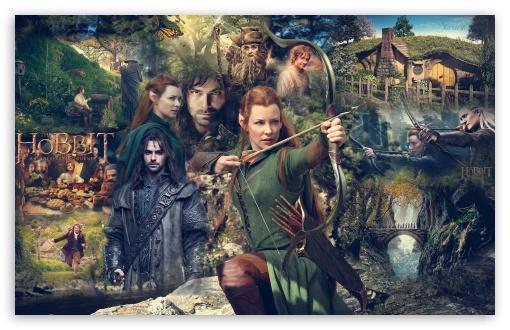 The Hobbit 4K HD Desktop Wallpaper For 4K Ultra HD TV