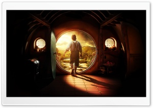 The Hobbit HD Wide Wallpaper for Widescreen