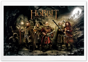 The Hobbit HD Wide Wallpaper for 4K UHD Widescreen desktop & smartphone