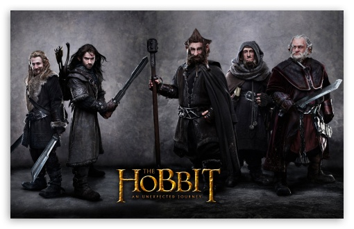 The Hobbit An Unexpected Journey HD wallpaper for Wide 16:10 5:3 Widescreen WHXGA WQXGA WUXGA WXGA WGA ; HD 16:9 High Definition WQHD QWXGA 1080p 900p 720p QHD nHD ; Mobile 5:3 16:9 - WGA WQHD QWXGA 1080p 900p 720p QHD nHD ;