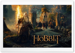 The Hobbit An Unexpected Journey HD Wide Wallpaper for Widescreen