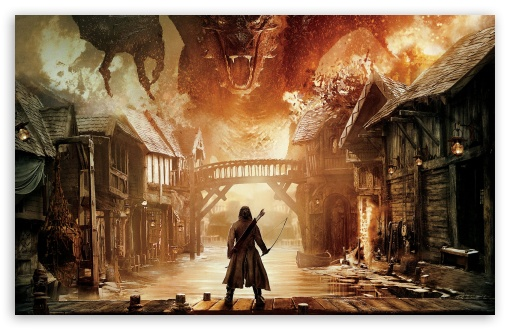 The Hobbit Battle Of The Five Armies Hd Wallpaper