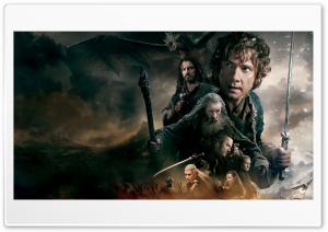 THE HOBBIT THE BATTLE OF THE FIVE ARMIES HD Wide Wallpaper for Widescreen