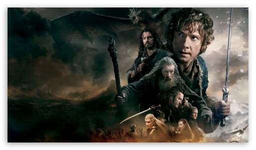 THE HOBBIT THE BATTLE OF THE FIVE ARMIES ❤ 4K UHD Wallpaper for 4K UHD 16:9 Ultra High Definition 2160p 1440p 1080p 900p 720p ; UHD 16:9 2160p 1440p 1080p 900p 720p ; Mobile 16:9 - 2160p 1440p 1080p 900p 720p ;