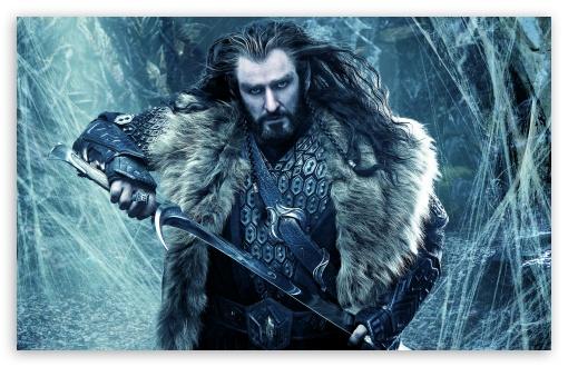 the hobbit the desolation of smaug thorin oakenshield 4k