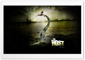 The Host HD Wide Wallpaper for Widescreen