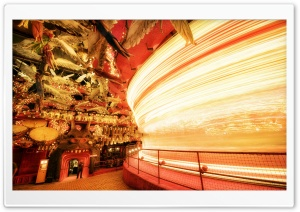 The House On The Rock Carousel HD Wide Wallpaper for Widescreen