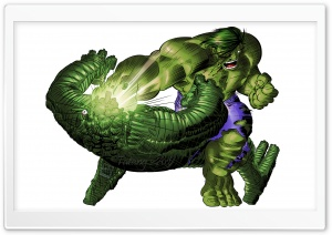 The Hulk by Tame Achi HD Wide Wallpaper for Widescreen