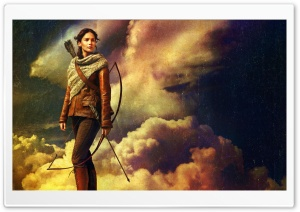 The Hunger Games Catching Fire HD Wide Wallpaper for 4K UHD Widescreen desktop & smartphone