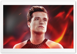 The Hunger Games Catching Fire Peeta HD Wide Wallpaper for 4K UHD Widescreen desktop & smartphone