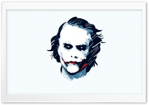 The Joker HD Wide Wallpaper for Widescreen