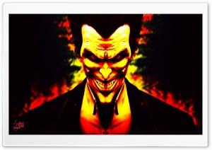 the Joker HD Wide Wallpaper for Widescreen