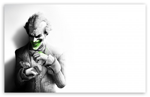 The Joker Arkham City HD wallpaper for Wide 16:10 5:3 Widescreen WHXGA WQXGA WUXGA WXGA WGA ; HD 16:9 High Definition WQHD QWXGA 1080p 900p 720p QHD nHD ; Standard 4:3 5:4 3:2 Fullscreen UXGA XGA SVGA QSXGA SXGA DVGA HVGA HQVGA devices ( Apple PowerBook G4 iPhone 4 3G 3GS iPod Touch ) ; Tablet 1:1 ; iPad 1/2/Mini ; Mobile 4:3 5:3 3:2 16:9 5:4 - UXGA XGA SVGA WGA DVGA HVGA HQVGA devices ( Apple PowerBook G4 iPhone 4 3G 3GS iPod Touch ) WQHD QWXGA 1080p 900p 720p QHD nHD QSXGA SXGA ;