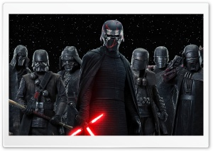 The Knights of Ren, Supreme Leader Lylo Ren, Star Wars The Rise of Skywalker Ultra HD Wallpaper for 4K UHD Widescreen desktop, tablet & smartphone