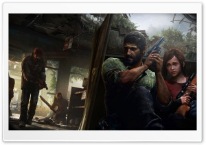 The Last of Us 2013 HD Wide Wallpaper for Widescreen