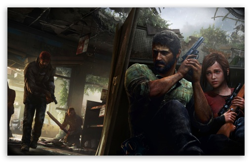 The Last of Us 2013 HD wallpaper for Wide 16:10 5:3 Widescreen WHXGA WQXGA WUXGA WXGA WGA ; HD 16:9 High Definition WQHD QWXGA 1080p 900p 720p QHD nHD ; Standard 4:3 5:4 3:2 Fullscreen UXGA XGA SVGA QSXGA SXGA DVGA HVGA HQVGA devices ( Apple PowerBook G4 iPhone 4 3G 3GS iPod Touch ) ; Tablet 1:1 ; iPad 1/2/Mini ; Mobile 4:3 5:3 3:2 16:9 5:4 - UXGA XGA SVGA WGA DVGA HVGA HQVGA devices ( Apple PowerBook G4 iPhone 4 3G 3GS iPod Touch ) WQHD QWXGA 1080p 900p 720p QHD nHD QSXGA SXGA ; Dual 16:10 5:3 16:9 4:3 5:4 WHXGA WQXGA WUXGA WXGA WGA WQHD QWXGA 1080p 900p 720p QHD nHD UXGA XGA SVGA QSXGA SXGA ;