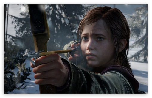 The Last of Us HD wallpaper for Wide 16:10 5:3 Widescreen WHXGA WQXGA WUXGA WXGA WGA ; HD 16:9 High Definition WQHD QWXGA 1080p 900p 720p QHD nHD ; Standard 4:3 5:4 Fullscreen UXGA XGA SVGA QSXGA SXGA ; iPad 1/2/Mini ; Mobile 4:3 5:3 3:2 16:9 5:4 - UXGA XGA SVGA WGA DVGA HVGA HQVGA devices ( Apple PowerBook G4 iPhone 4 3G 3GS iPod Touch ) WQHD QWXGA 1080p 900p 720p QHD nHD QSXGA SXGA ;