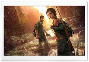 The Last of Us HD Wide Wallpaper for 4K UHD Widescreen desktop & smartphone