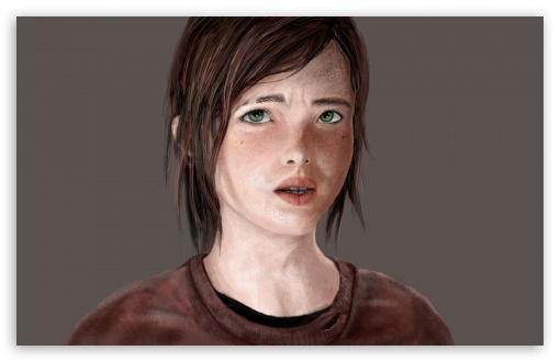 The Last of Us - Ellie HD wallpaper for Wide 16:10 5:3 Widescreen WHXGA WQXGA WUXGA WXGA WGA ; HD 16:9 High Definition WQHD QWXGA 1080p 900p 720p QHD nHD ; Standard 4:3 5:4 3:2 Fullscreen UXGA XGA SVGA QSXGA SXGA DVGA HVGA HQVGA devices ( Apple PowerBook G4 iPhone 4 3G 3GS iPod Touch ) ; Tablet 1:1 ; iPad 1/2/Mini ; Mobile 4:3 5:3 3:2 16:9 5:4 - UXGA XGA SVGA WGA DVGA HVGA HQVGA devices ( Apple PowerBook G4 iPhone 4 3G 3GS iPod Touch ) WQHD QWXGA 1080p 900p 720p QHD nHD QSXGA SXGA ;