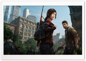 The Last of Us Game HD Wide Wallpaper for 4K UHD Widescreen desktop & smartphone