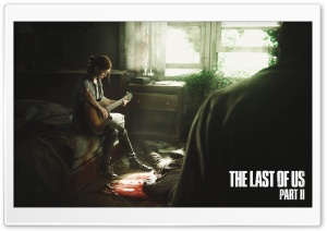 The Last of US PART II HD Wide Wallpaper for Widescreen