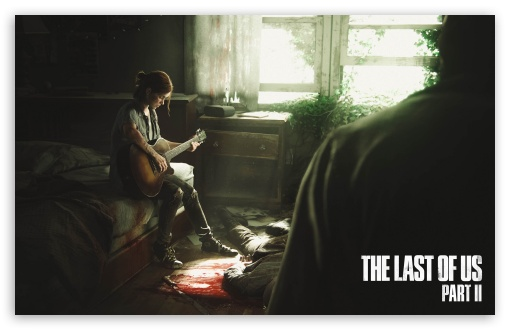 The Last of US PART II HD wallpaper for Wide 16:10 5:3 Widescreen WHXGA WQXGA WUXGA WXGA WGA ; HD 16:9 High Definition WQHD QWXGA 1080p 900p 720p QHD nHD ; Standard 4:3 3:2 Fullscreen UXGA XGA SVGA DVGA HVGA HQVGA devices ( Apple PowerBook G4 iPhone 4 3G 3GS iPod Touch ) ; iPad 1/2/Mini ; Mobile 4:3 5:3 3:2 16:9 - UXGA XGA SVGA WGA DVGA HVGA HQVGA devices ( Apple PowerBook G4 iPhone 4 3G 3GS iPod Touch ) WQHD QWXGA 1080p 900p 720p QHD nHD ;