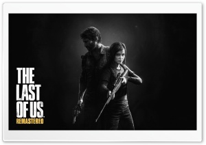 The Last of Us Remastered HD Wide Wallpaper for Widescreen