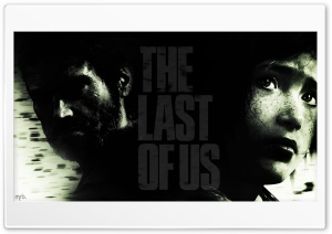 The Last of us Simple HD Wide Wallpaper for 4K UHD Widescreen desktop & smartphone
