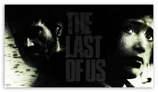 The Last of us Simple HD wallpaper for HD 16:9 High Definition WQHD QWXGA 1080p 900p 720p QHD nHD ; Mobile 16:9 - WQHD QWXGA 1080p 900p 720p QHD nHD ;