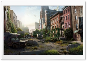 The Last Of US (Video Game) HD Wide Wallpaper for Widescreen