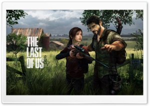 The Last Of Us (Video Game PS3) HD Wide Wallpaper for Widescreen