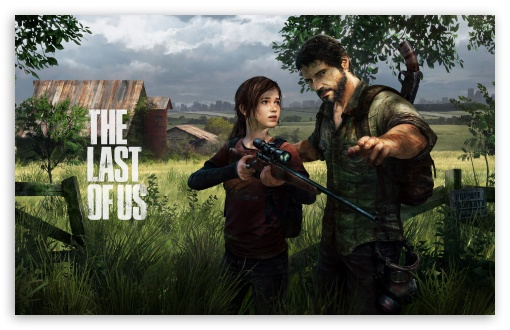 The Last Of Us (Video Game PS3) HD wallpaper for Wide 16:10 5:3 Widescreen WHXGA WQXGA WUXGA WXGA WGA ; HD 16:9 High Definition WQHD QWXGA 1080p 900p 720p QHD nHD ; Standard 4:3 3:2 Fullscreen UXGA XGA SVGA DVGA HVGA HQVGA devices ( Apple PowerBook G4 iPhone 4 3G 3GS iPod Touch ) ; Tablet 1:1 ; iPad 1/2/Mini ; Mobile 4:3 5:3 3:2 16:9 - UXGA XGA SVGA WGA DVGA HVGA HQVGA devices ( Apple PowerBook G4 iPhone 4 3G 3GS iPod Touch ) WQHD QWXGA 1080p 900p 720p QHD nHD ;