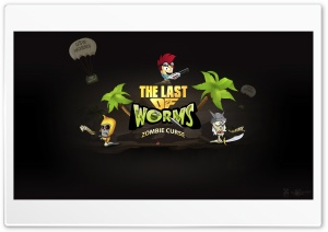 The Last of Worms HD Wide Wallpaper for Widescreen