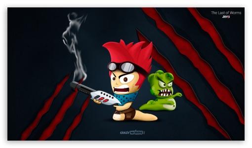 The Last of Worms ZERO ❤ 4K UHD Wallpaper for 4K UHD 16:9 Ultra High Definition 2160p 1440p 1080p 900p 720p ; Standard 5:4 Fullscreen QSXGA SXGA ; Tablet 1:1 ; Mobile 16:9 5:4 - 2160p 1440p 1080p 900p 720p QSXGA SXGA ;