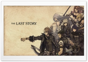 The Last Story HD Wide Wallpaper for Widescreen