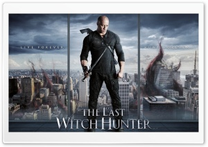 The Last Witch Hunter Vin Diesel HD Wide Wallpaper for Widescreen