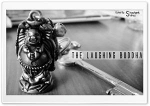 The Laughing Buddha HD Wide Wallpaper for Widescreen