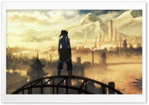 The Legend Of Korra HD Wide Wallpaper for Widescreen
