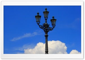 The Light Post HD Wide Wallpaper for Widescreen