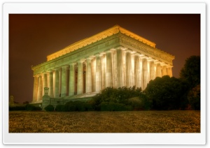 The Lincoln Memorial HD Wide Wallpaper for Widescreen