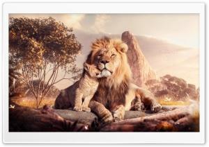 The Lion King Ultra HD Wallpaper for 4K UHD Widescreen desktop, tablet & smartphone