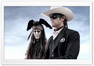 The Lone Ranger HD Wide Wallpaper for 4K UHD Widescreen desktop & smartphone