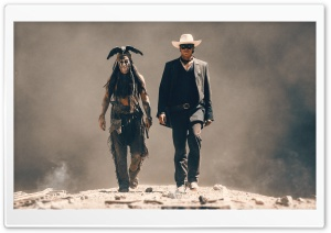 The Lone Ranger and Tonto HD Wide Wallpaper for 4K UHD Widescreen desktop & smartphone