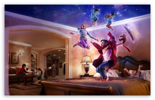 The Magic Of Childhood HD wallpaper for Wide 16:10 5:3 Widescreen WHXGA WQXGA WUXGA WXGA WGA ; HD 16:9 High Definition WQHD QWXGA 1080p 900p 720p QHD nHD ; Standard 3:2 Fullscreen DVGA HVGA HQVGA devices ( Apple PowerBook G4 iPhone 4 3G 3GS iPod Touch ) ; Mobile 5:3 3:2 16:9 - WGA DVGA HVGA HQVGA devices ( Apple PowerBook G4 iPhone 4 3G 3GS iPod Touch ) WQHD QWXGA 1080p 900p 720p QHD nHD ;