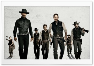 The Magnificent Seven HD Wide Wallpaper for 4K UHD Widescreen desktop & smartphone