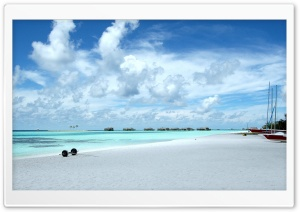The Maldives HD Wide Wallpaper for Widescreen