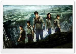 The Maze Runner HD Wide Wallpaper for Widescreen