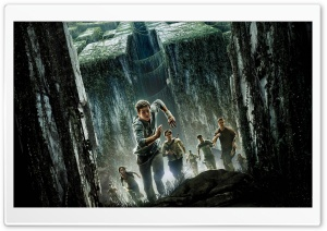 The Maze Runner HD Wide Wallpaper for 4K UHD Widescreen desktop & smartphone